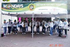 Mondays On The Mall October 24 2011